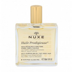 NUXE Huile Prodigieuse Multi Purpose Dry Oil Face, Body, Hair Olejek do ciała 50ml