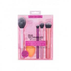 Real Techniques Brushes Everyday Essentials Pędzel do makijażu 1szt zestaw upominkowy