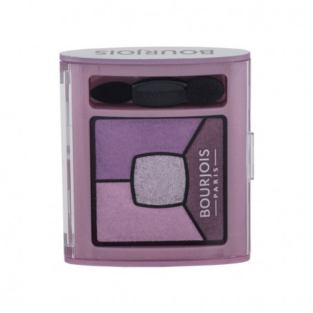 BOURJOIS Paris Smoky Stories Quad Eyeshadow Palette Cienie do powiek 3,2g 07 In Mauve Again