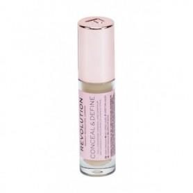 Makeup Revolution London Conceal & Define Korektor 4g C5.7