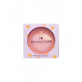 Makeup Revolution London I Heart Revolution Fruity Blusher Róż 9,2g Peach
