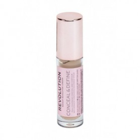 Makeup Revolution London Conceal & Define Korektor 4g C7.5