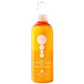 Kallos Cosmetics Sun Protection Hairspray SPF6 Pielęgnacja bez spłukiwania 200ml