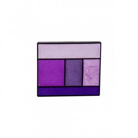 Lancôme Color Design Cienie do powiek 4gg 300 Amethyst Glam tester