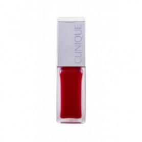 Clinique Clinique Pop Liquid Matte Lip Colour   Primer Pomadka 6ml 02 Flame Pop tester