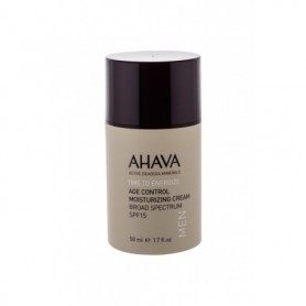 AHAVA Men Time To Energize SPF15 Krem do twarzy na dzień 50ml