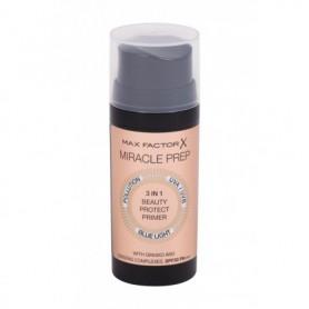 Max Factor Miracle Prep 3 in 1 Beauty Protect SPF30 Baza pod makijaż 30ml