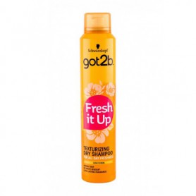 Schwarzkopf Got2b Fresh It Up Texturizing Suchy szampon 200ml