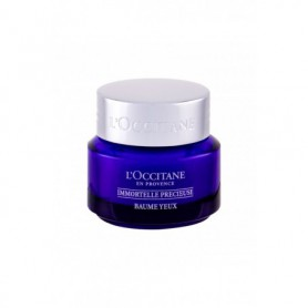 L´Occitane Immortelle Precieuse Energising Eye Balm Żel pod oczy 15ml