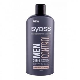 Syoss Professional Performance Men Control 2-in-1 Szampon do włosów 500ml