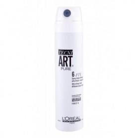 L´Oréal Professionnel Tecni.Art Pure 6-Fix Lakier do włosów 250ml