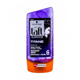 Schwarzkopf Taft Titan Look Power Gel Żel do włosów 150ml
