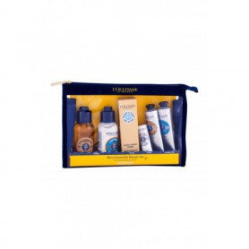 L´Occitane Shea Butter Essentials Beauty Set Olejek pod prysznic 75ml