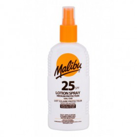 Malibu Lotion Spray SPF25 Preparat do opalania ciała 200ml