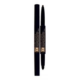 Estée Lauder Automatic Eye Pencil Duo Kredka do oczu 0,2g 09 Walnut Brown tester