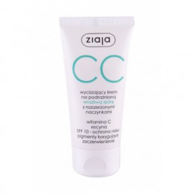 Ziaja CC Cream SPF10 Krem CC 50ml