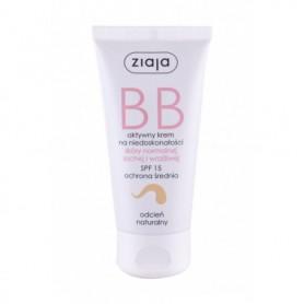 Ziaja BB Cream Normal and Dry Skin SPF15 Krem BB 50ml Natural