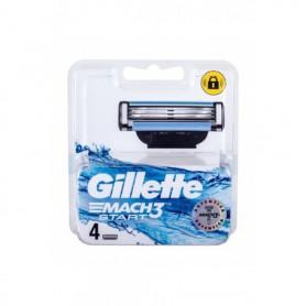 Gillette Mach3 Start Wkład do maszynki 4szt