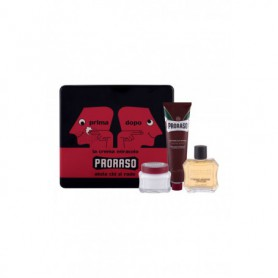 PRORASO Red After Shave Lotion Woda po goleniu 100ml