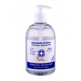 Air-Val Hand Sanitizer Antybakteryjne kosmetyki 500ml
