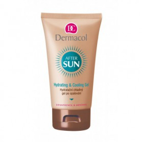 Dermacol After Sun Hydrating & Cooling Gel Preparaty po opalaniu 150ml