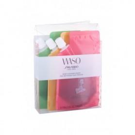 Shiseido Waso Reset Cleanser Squad Żel oczyszczający 70ml zestaw upominkowy