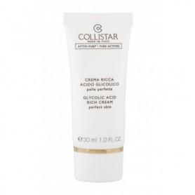 Collistar Pure Actives Glycolic Acid Rich Cream Krem do twarzy na dzień 30ml