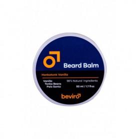 Be-Viro Men´s Only Beard Balm Wosk do zarostu 50ml Vanilla, Tonka Beans, Palo Santo