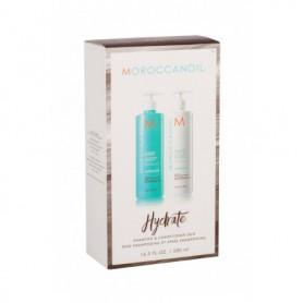 Moroccanoil Hydration Szampon do włosów 500ml zestaw upominkowy