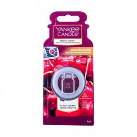 Yankee Candle Black Cherry Zapach samochodowy 4ml