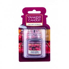 Yankee Candle Black Cherry Car Jar Zapach samochodowy 1szt