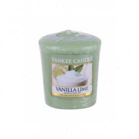 Yankee Candle Vanilla Lime Świeczka zapachowa 49g