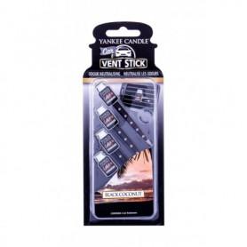 Yankee Candle Black Coconut Vent Stick Zapach samochodowy 4szt