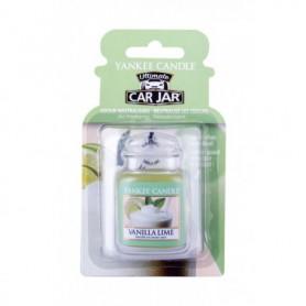 Yankee Candle Vanilla Lime Car Jar Zapach samochodowy 1szt