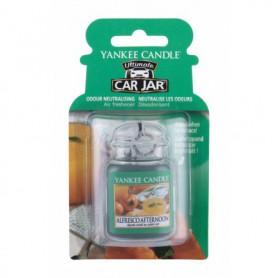 Yankee Candle Alfresco Afternoon Car Jar Zapach samochodowy 1szt