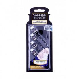 Yankee Candle Midsummer´s Night Vent Stick Zapach samochodowy 4szt