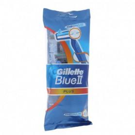 Gillette Blue II Plus Maszynka do golenia 5szt