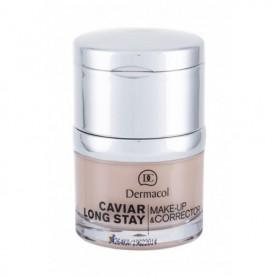 Dermacol Caviar Long Stay Make-Up & Corrector Podkład 30ml 1 Pale