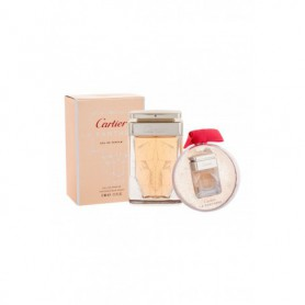 Cartier La Panthere Woda perfumowana 75ml zestaw upominkowy