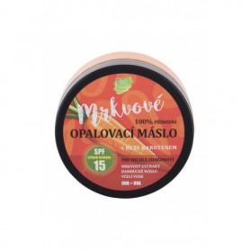 Vivaco Bio Carrot Suntan Butter SPF15 Preparat do opalania twarzy 150ml