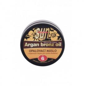 Vivaco Sun Argan Bronz Oil SPF6 Preparat do opalania twarzy 200ml