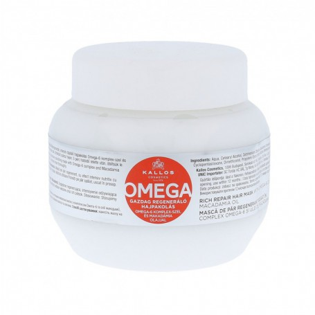 Kallos Cosmetics Omega Maska do włosów 275ml