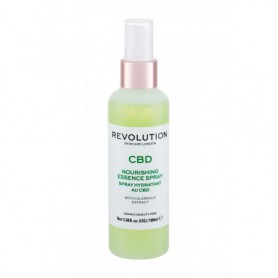 Makeup Revolution London Skincare CBD Nourishing Essence Spray Wody i spreje do twarzy 100ml