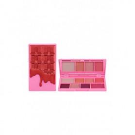 Makeup Revolution London I Heart Revolution Mini Chocolate Cienie do powiek 10,2g Cherry