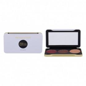 Makeup Revolution London X Patricia Bright Face Palette Zestaw kosmetyków 6,6g Dusk Til Dawn
