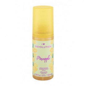 Makeup Revolution London I Heart Revolution Fixing Spray Pineapple Utrwalacz makijażu 100ml