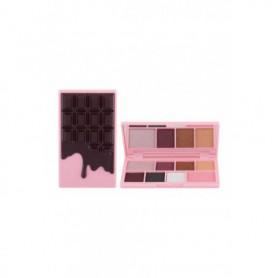 Makeup Revolution London I Heart Revolution Mini Chocolate Cienie do powiek 10,2g Rocky Road