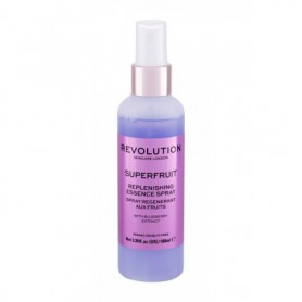 Makeup Revolution London Skincare Superfruit Replenishing Essence Spray Wody i spreje do twarzy 100ml