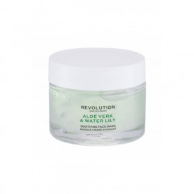 Makeup Revolution London Skincare Aloe Vera & Water Lily Maseczka do twarzy 50ml
