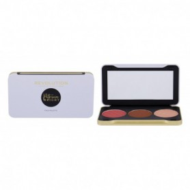 Makeup Revolution London X Patricia Bright Face Palette Zestaw kosmetyków 6,6g You Are Gold